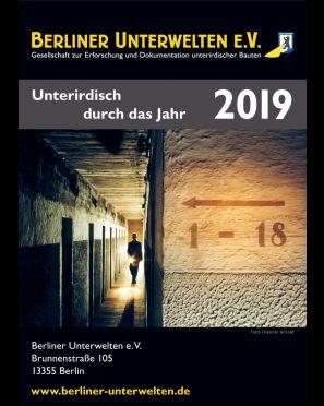 Unterirdisch durch das Jahr 2019