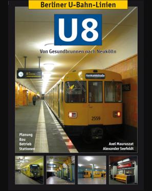 Berliner U-Bahn-Linien: U8